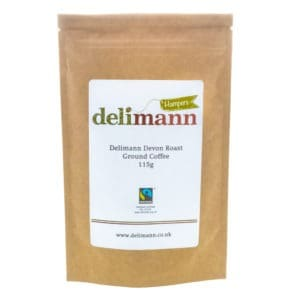 Delimann Devon Roasted Coffee
