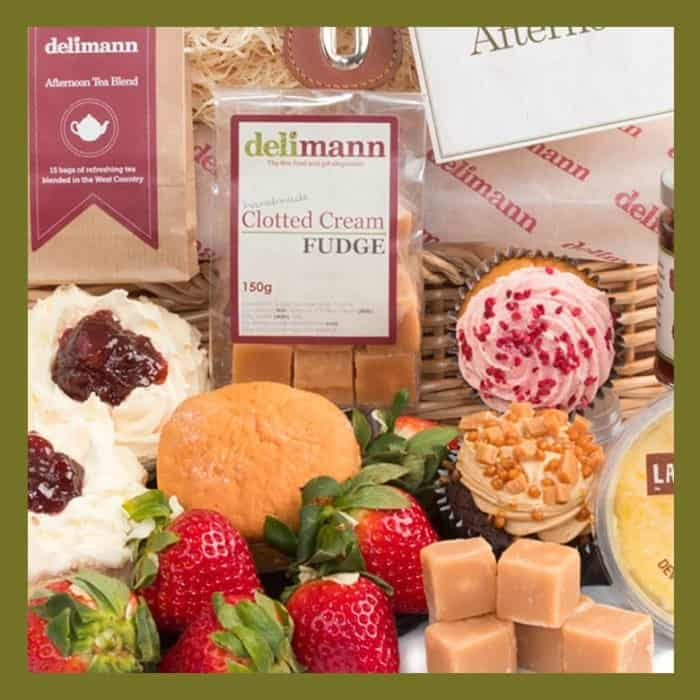 Delicious Gluten Free Hampers
