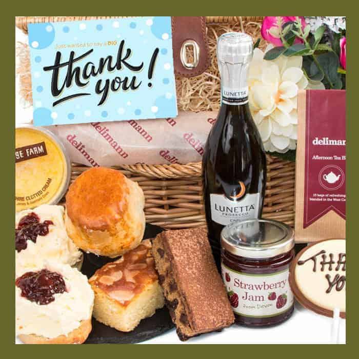Thank-you Hampers